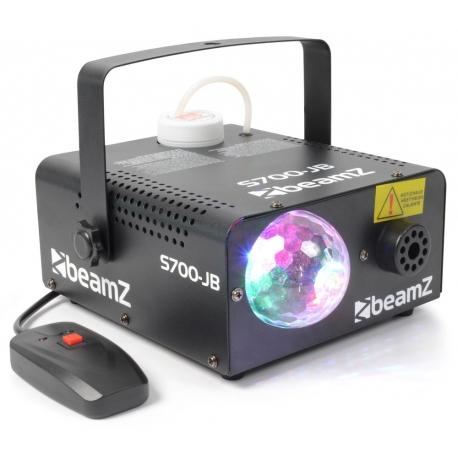 BeamZ S700-JB Smoke Machine + Jelly Ball LED