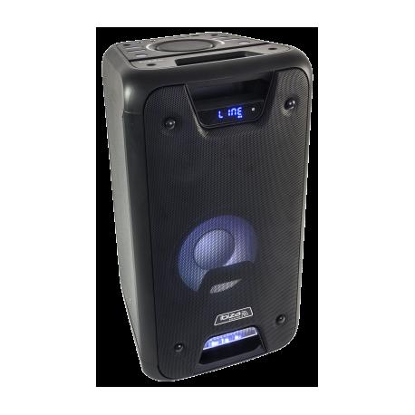 Ibiza FREESOUND300 nešiojama garso sistema su akumuliatoriumi USB-SD / BLUETOOTH / LINE / AUX-IN