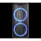 Ibiza FREESOUND400 nešiojama garso sistema su akumuliatoriumi BLUETOOTH/USB/TF/RC, 2x 8′′