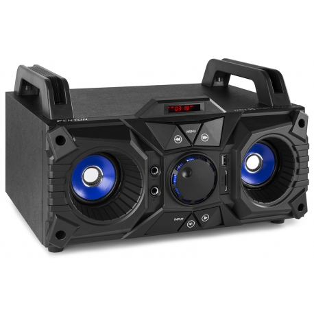 Fenton MDJ95 PARTY STATION 100W WITH BATTERY