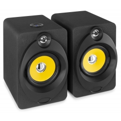 "VONYX XP50 Active Studio Monitors (Pair) 5.25"" USB BT"
