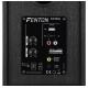 "FENTON SHF505B Powered BT Bookshelf Speakers 5.25"" MP3"