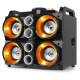 Fenton MDJ200 Party Station 150W with battery and BT