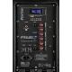 "Fenton FT15LED Portable Sound System 15"" 800W"