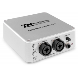 PDX25 USB Audio Interface 2CH