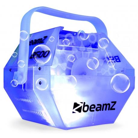 BeamZ B500LED Bubble Machine medium LED RGB