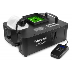 BeamZ S2000 Smoke Machine 24x 3W 3-in-1 LEDs