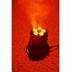 BeamZ MHL90 Mini Moving Head Wash 5x 18W 6-in-1 LEDs