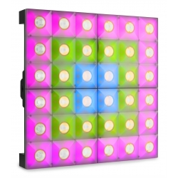 BeamZ LCB366 Hybrid LED Panel Pixel Control