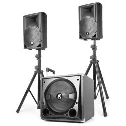 Vonyx VX800BT 2.1 Active Speaker Set