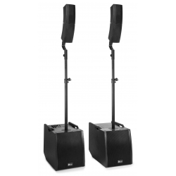 "PD1212 Portable Array System 2x12"" 800W BT"
