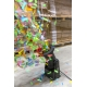 Konfeti patranka BeamZ CC1200 Confetti Launcher