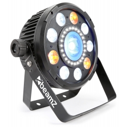 BeamZ BX94 PAR with COB LED and strobe