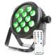BeamZ BT310 FlatPAR 12x 6W 4-in-1 LEDs