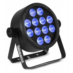 BeamZ BAC304 Aluminium LED Par