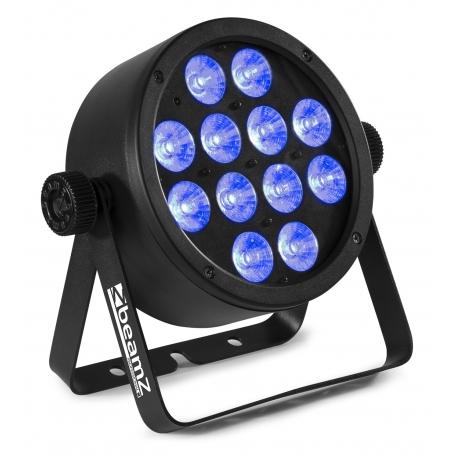 BeamZ BAC304 Aluminium LED Par