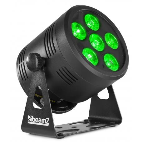 BeamZ BBP66 Battery Uplight Par