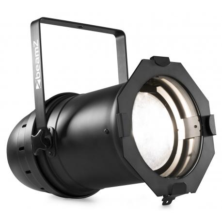 BeamZ COB100W PAR light 100W 3K Warm White ZOOM