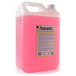 BeamZ Smoke Fluid 5L Quick Dispersal CO2 Effect