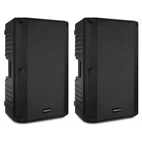 """VONYX VSA120S Active Stereo Speaker Set 12"""""""