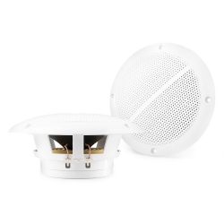 "MSV50 Marine Speakers HQ 5"" 80W / 8Ohm (2vnt)"