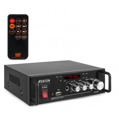 AV344 Karaoke Amplifier MP3 with Battery
