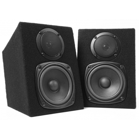 Fenton DMS40 DJ Monitor Speakers 2x100W (Set)