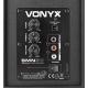 """VONYX SMN50W Active Studio Monitor 5"""" Pair"""