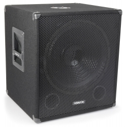 "VONYX SWA15 PA Active Subwoofer 15"" /600W"