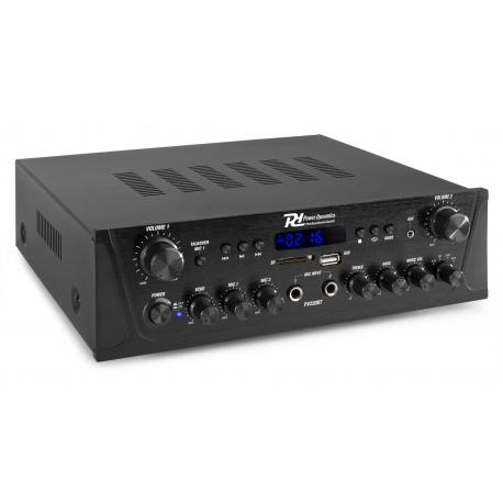 PV220BT 2-Channel Audio Amplifier System 2x 100W
