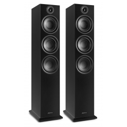 "Fenton SHF80B Tower Speaker Set 3x 6.5"" Black"