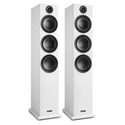 "Fenton SHF80W Tower Speaker Set 3x 6.5"" White"