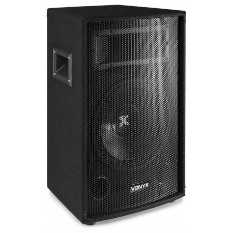 """Vonyx SL12 Disco speaker 12"""" 600W"""