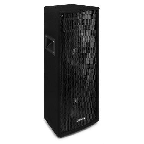 "Vonyx SL28 PA Disco speaker 2x 8"" 800W"
