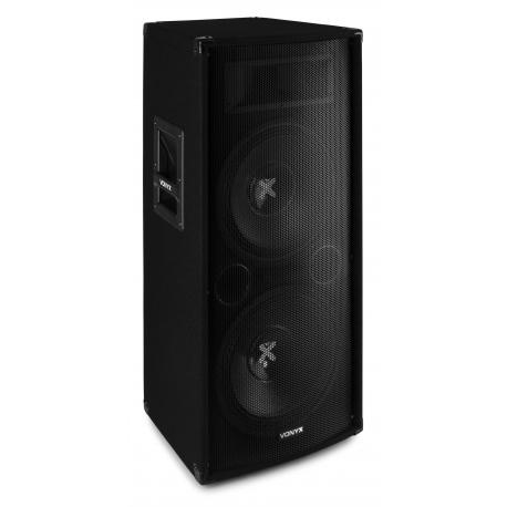 "Vonyx SL212 PA Disco speaker 2x 12"" 1200W"