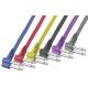 Patch cable 6pcs- 0,5m color OFC Mono