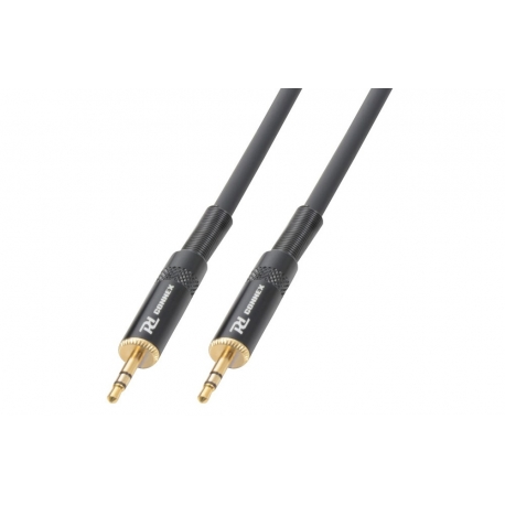 3.5mm Stereo Male - 3.5mm Stereo Male 3m