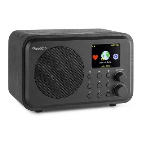 Venice WIFI internetinis radijo imtuvas su BT ir akumuliatoriumi