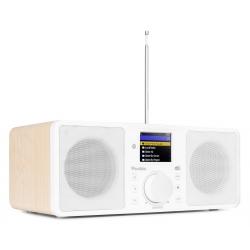 Audizio Rome WIFI Internetinis radio imtuvas baltas