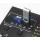 Vonyx STM-2250 4-kanalų mikšeris su efektais USB MP3